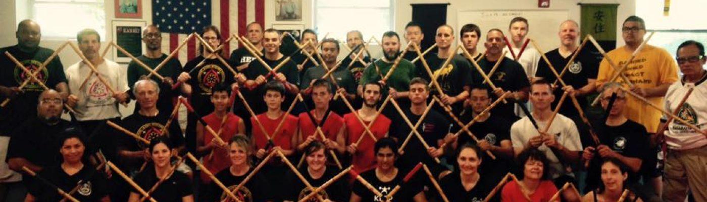 Combat Kali Silat Reality Self defense New Jersey